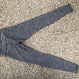 Grey Lululemon leggings